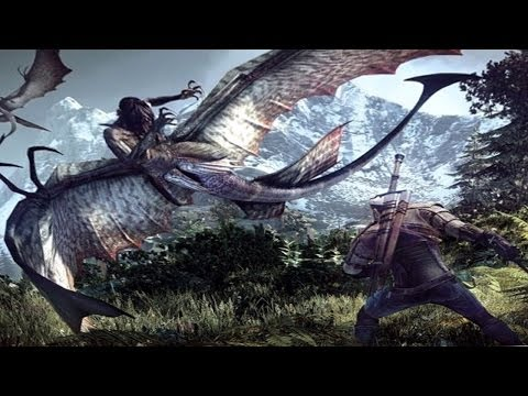 The Witcher 3: Wild Hunt - Gameplay Trailer 2014 [HD]