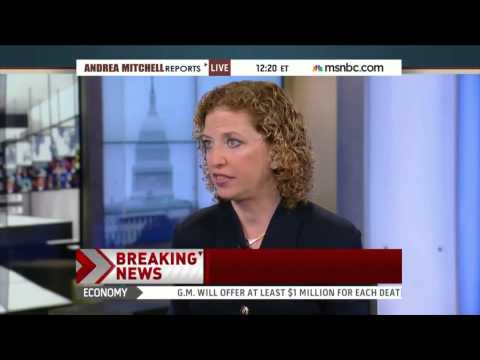 DEBBIE WASSERMAN SCHULTZ HOBBY LOBBY RULING WILL BE A RALLYING CRY FOR DEM VOTERS   Hit News