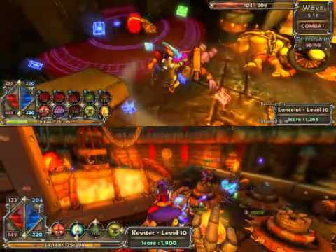 Dungeon Defenders Обзор