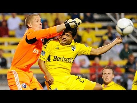 HIGHLIGHTS: Columbus Crew vs Montreal Impact, MLS September 1st