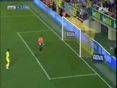 Golazo 'Cani' Villarreal 2-1 Valladolid