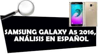 Video Samsung Galaxy A5 2016 Duos IouxHbuywWI
