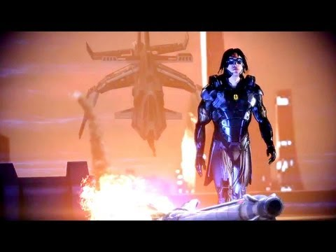 "Mass Effect 3 - ""The War Begins"" Trailer (2012)"