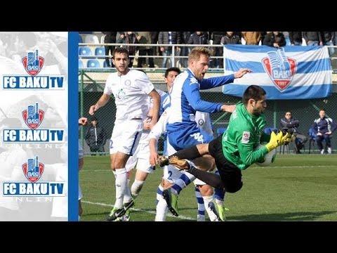 FK Baku 0-0 Standard Sumqayit