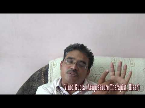 Acupressure Point for Stomach Gas, Acidity, Indigestion and Constipation ~ Dr Vinod Gupta (Hindi)