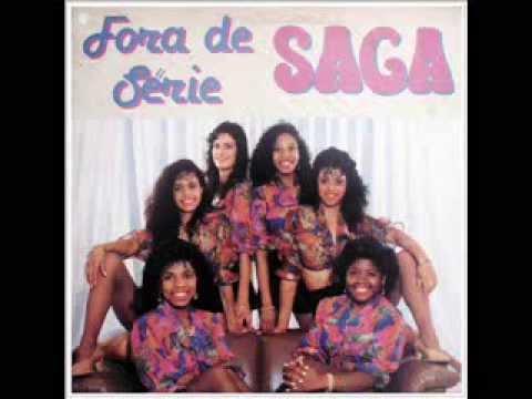 Grupo Fora de Série-Saga-1992-Cd Completo