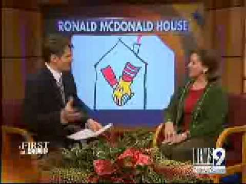 Ronald McDonald Room to Open at OU Medical Center