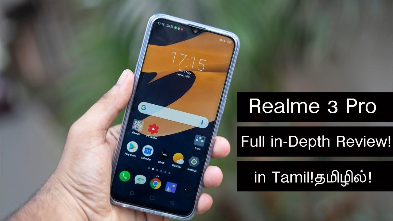 Order பண்ணிருங்க! - Realme 3 Pro Full Review in Tamil!