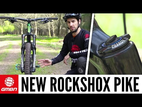 The NEW RockShox Pike | GMBN's First Ride