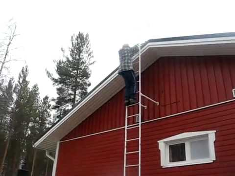 Ladder Accident -IpDZyB9oCzg