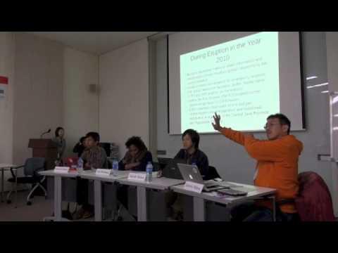 2013/12/03 AMARC : 災害とラジオ (1/3)インドネシア・ソロモン