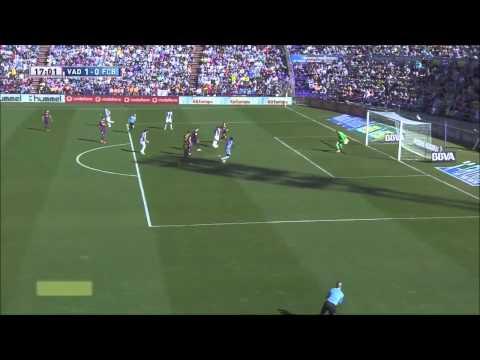 Real Valladolid 1:0 FC Barcelona [HD]