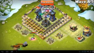 Castle Clash Here Be Monsters At 1500 Might Wave A