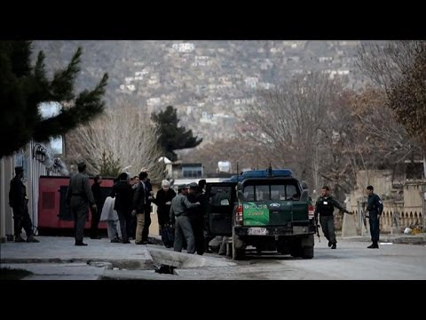Girl killed in Kabul guesthouse attack: officials