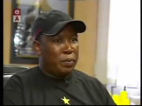3rd Degree   Debora Patta vs Julius Malema   Part 3of3 HQ