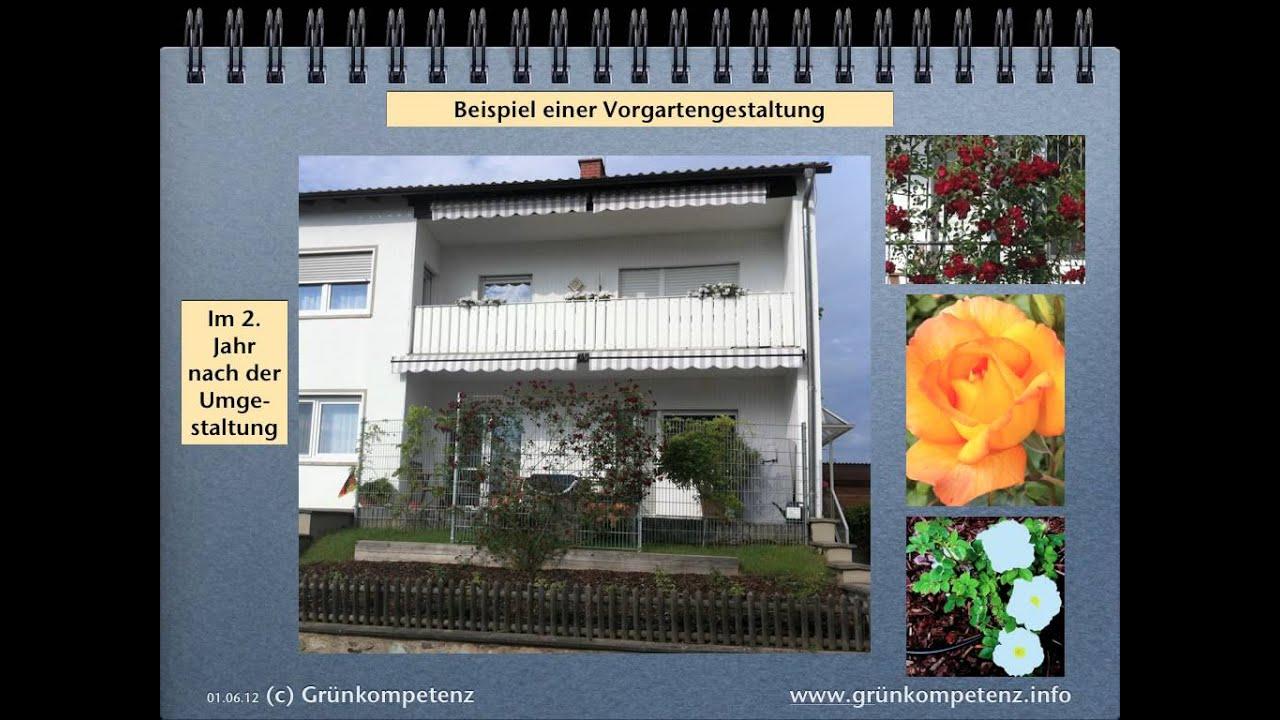 Gartengestaltung gartenplanung frankfurt vorgartengestaltung youtube - Gartengestaltung frankfurt ...