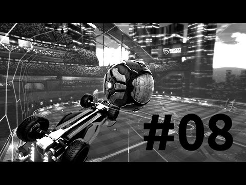 Goals, Skills and Tricks Montage #8 - Rocket League