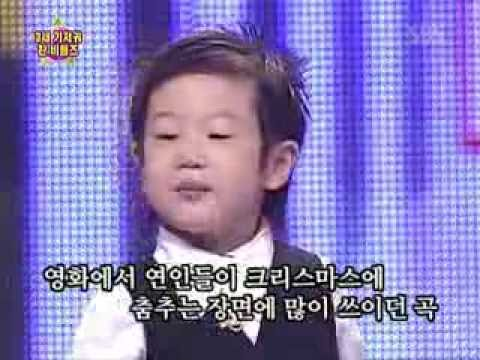 one of the funniest kid in youtube!!, he is a 3 years old korean,this kid makes me laugh