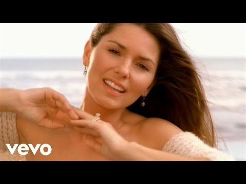 Shania Twain - Forever And For Always (Red Version)