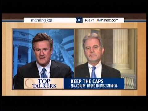 Budget Deal Disappointment: Dr. Coburn on Morning Joe 12/11/2013