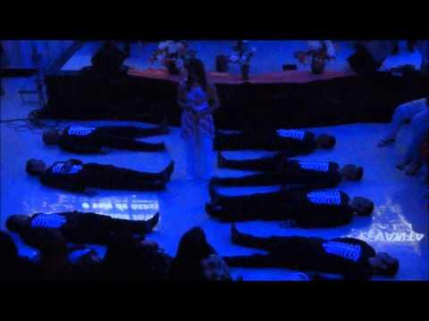 Coreografia Masculina - Levanta e Vai - Congresso Adolescentes AD Vila Rica