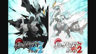 Pokemon Black And White 2 Johto Champion Music / Theme (VS