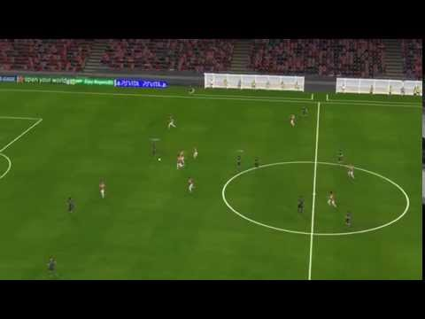 FM 2014 | Alessio Cerci Goal, Paul Pogba Assist