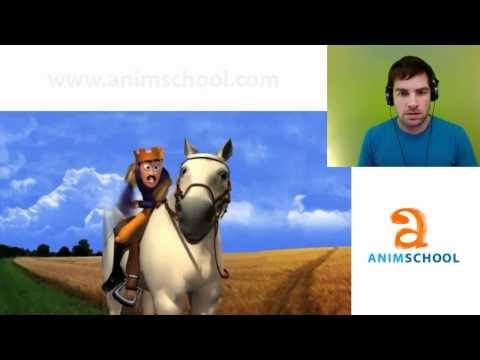 3D Animation School -- AnimSchool Review Seth Kendall By Mark Harris