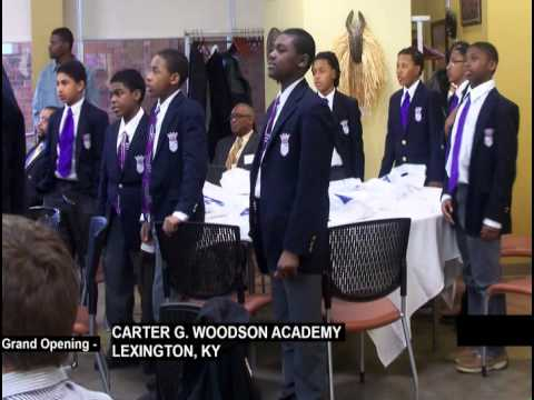 Carter G. Woodson Center's First Year at Berea College (slideshow)