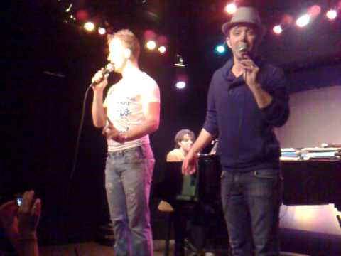 Danny Calvert and Marty Thomas @ The Duplex