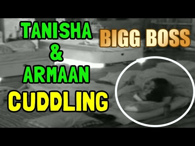 Bigg Boss - 22nd November 2013 : Tanisha-Armaan caught CUDDLING together in the house