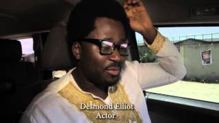 Lies Men Tell Nigerian Movie - Behind The Scenes Footage