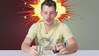 Taste Test Wine Prank
