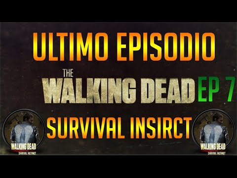 The Walking Dead Survival instinct - O Ultimo Episodio (HD)