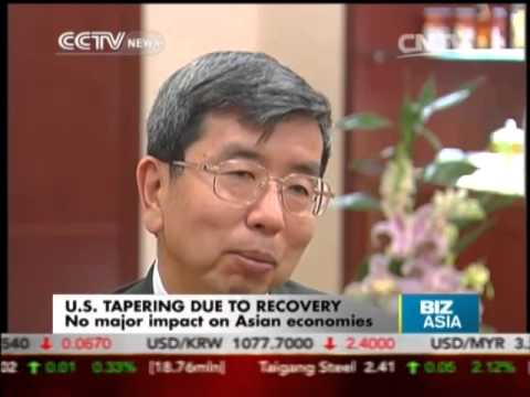 ADB president on Asian economies growth & risks