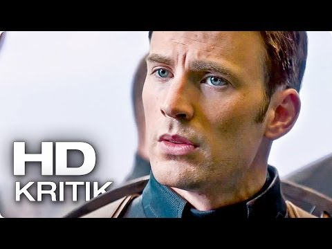 CAPTAIN AMERICA 2 Kritik | 2014 Official [HD]