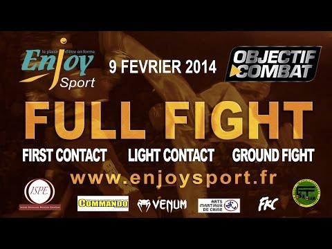 FULL FIGHT Tournoi Paris Carpentier 9 février 2014