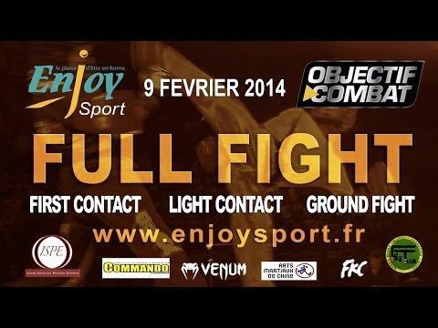 FULL FIGHT Tournoi Paris Carpentier 9 février 2014