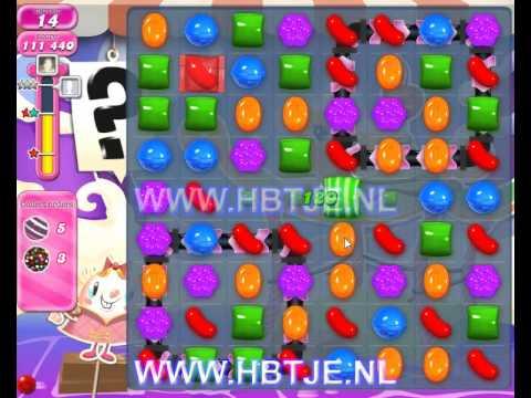 Candy Crush Saga level 654