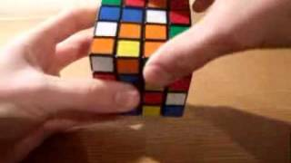 How To Solve A 4x4x4 Rubik's Cube (2/3)