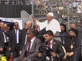 Raw: Pope Leads Open-Air Mass, Departs Egypt