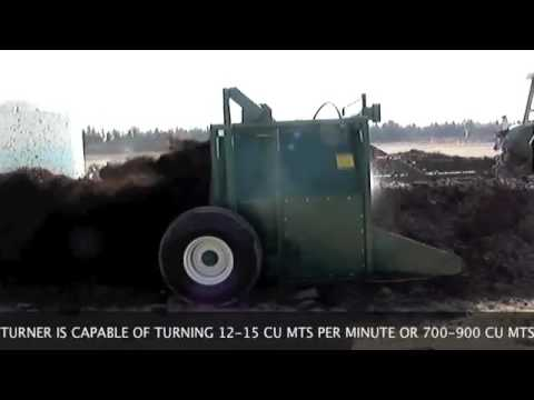 Bio Vital Compost for Commercial Composting