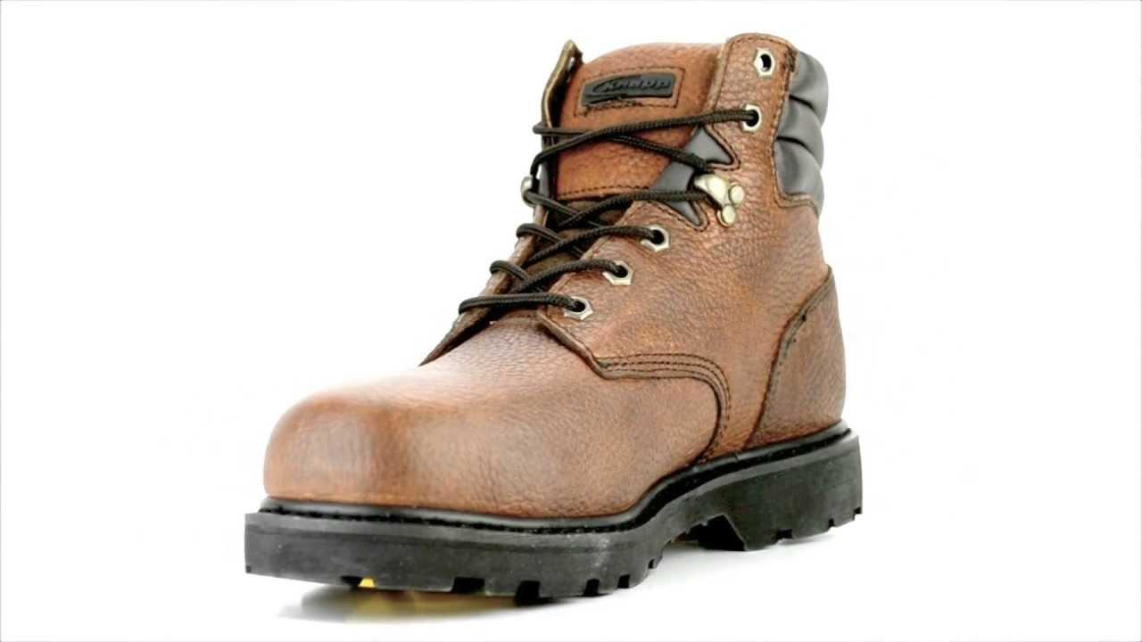 s knapp k5020 steel toe work boot steel toe shoes