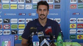 """Astori: """"Chiellini lo vorremmo sempre con noi"""" - 7 Settembre 2014"""