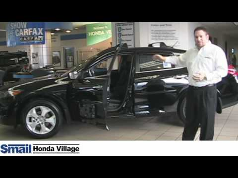 2011 Honda Accord Crosstour Walk Around Video Review