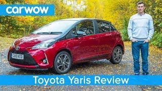 Toyota Yaris 2019 in-depth review | carwow Reviews