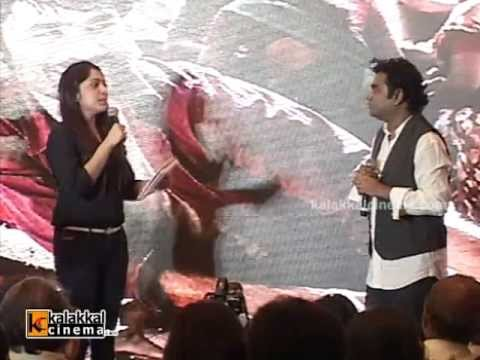 A R. Rahman Talks about Yuvan