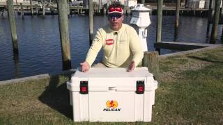 Pelican Elite Coolers/Ice Retention