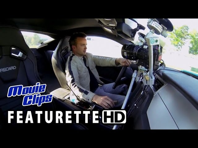 Need For Speed Featurette - The Guys (2014) HD
