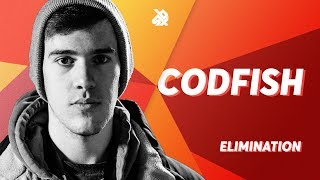 CODFISH  |  Grand Beatbox SHOWCASE Battle 2018  |  Elimination